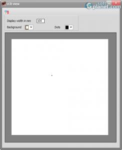 Bitmap2LCD Basic Screenshot2