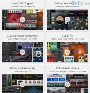 Digital Performer Screenshot4