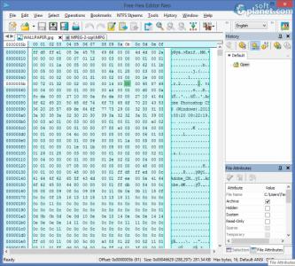 Free Hex Editor Neo Screenshot2
