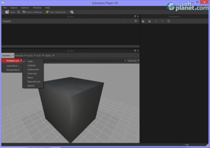 Substance Player Screenshot3