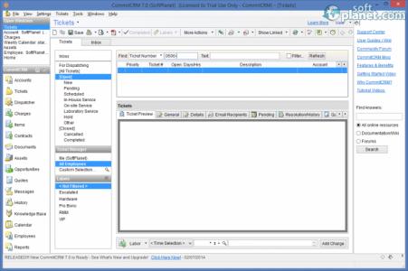 CommitCRM Screenshot2