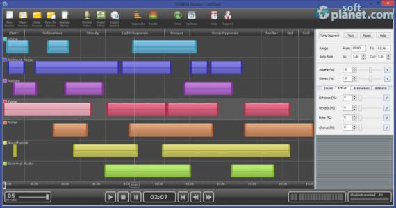 SHARM Studio Screenshot2
