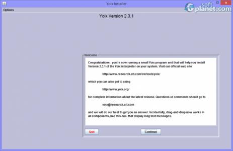 Yoix Screenshot2