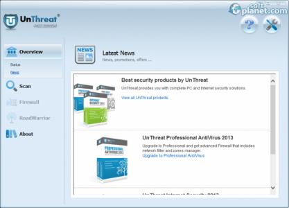 UnThreat AntiVirus Screenshot3