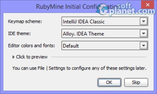 RubyMine Screenshot5