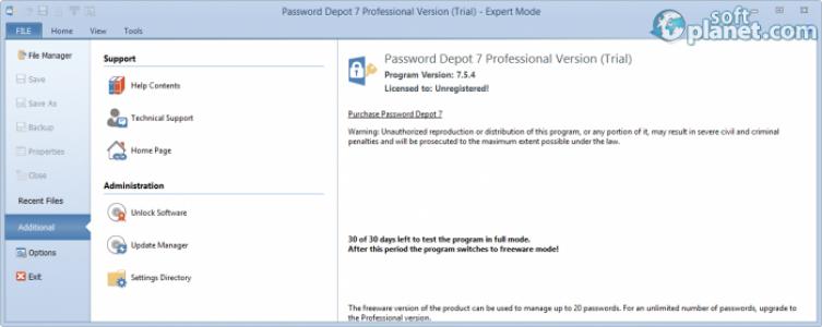 Password Depot Screenshot2