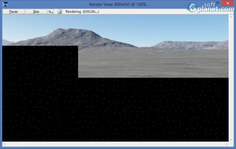 Terragen 3 Benchmark Screenshot3