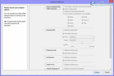 beaTunes Screenshot2