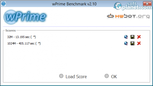 wPrime Screenshot3