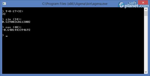 Agena Screenshot2