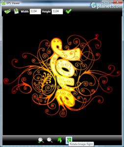 EPS Viewer Screenshot2