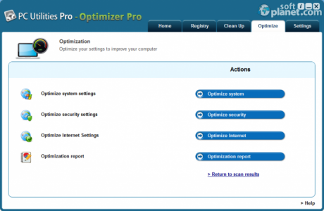Optimizer Pro Screenshot4