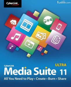 CyberLink Media Suite Screenshot5