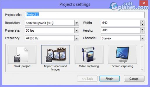 VSDC Free Video Editor Screenshot4