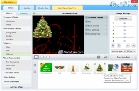ManyCam Screenshot3