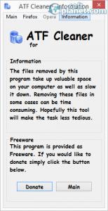 ATF Cleaner Screenshot3