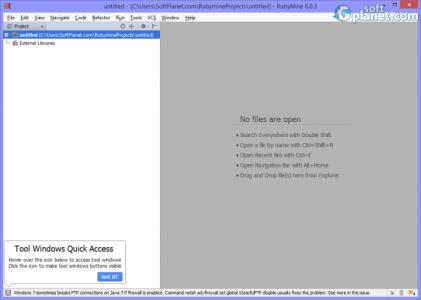 RubyMine Screenshot2