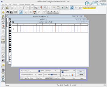 SmartScore X2 Songbook Edition Screenshot2