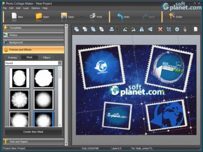 Photo Collage Maker Screenshot3