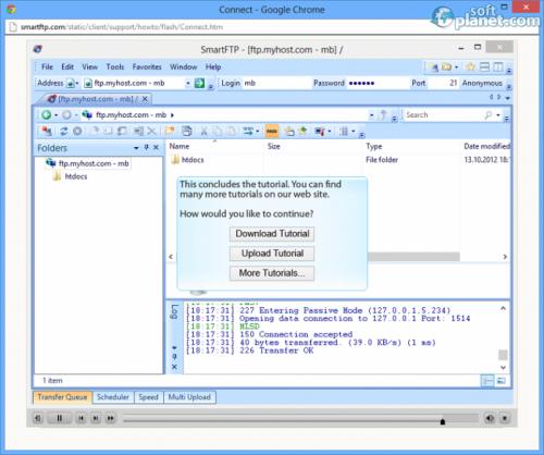 SmartFTP Screenshot5