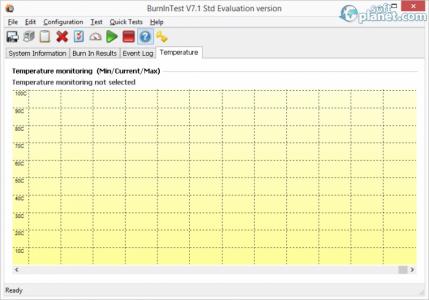 BurnInTest Standard Screenshot3