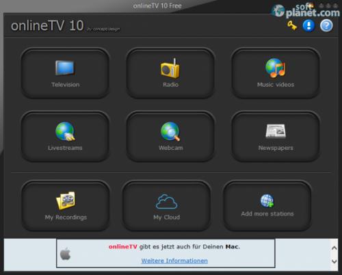 onlineTV Free 10.6.0.0